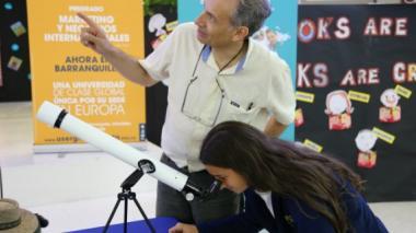 Ciencia y meteoritos preparan Día del Niño en Barranquilla