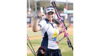 Oro para Colombia en Mundial de tiro con arco