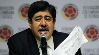 Luis Bedoya, sancionado de por vida de cualquier actividad relacionada con el fútbol