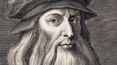 Estudio genético 'reconstruirá' a Da Vinci