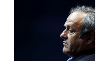 Michel Platini dimitirá como presidente de la Uefa