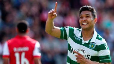 Gol de Teo no le alcanzó al Sporting para ser campeón en Portugal