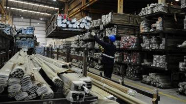 Producción industrial creció 1,4% en marzo
