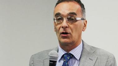 Representante en Colombia de Unicef, Roberto de Bernardi