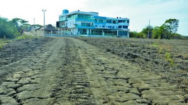 De no pagar la multa, hotelero sería embargado por daños a lago El Cisne
