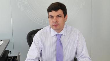 Diego Fernando Mora Arango, director de la Unidad Nacional de Protección.