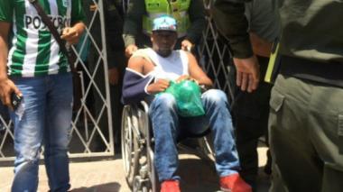 Alias 'El More', señalado de coordinar asesinato de tres policías.