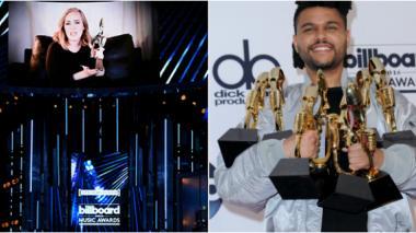 Estos son los ganadores de los Premios Billboard 2016