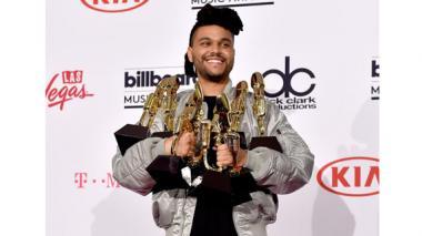 The Weeknd y Adele arrasaron en los Billboard 2016