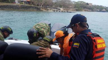 Muere turista de Medellín que buceaba en islas del Rosario