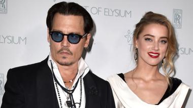 Los actores Johnny Depp y Amber Heard se divorcian luego de un año