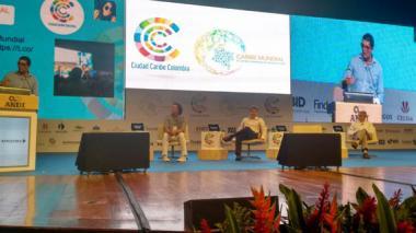 Presidente de Promigas pide en foro Ciudad Caribe un gran pacto por la región y por la educación