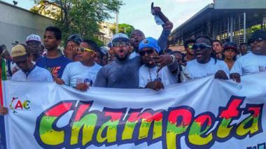 Cantantes de champeta unen sus voces para cantarle a Cartagena en su cumpleaños