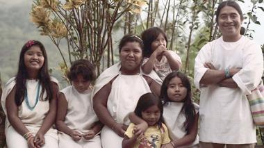 Cultura wiwa llega a la pantalla grande
