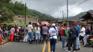 """Defensoría del Pueblo pide """"no estigmatizar"""" protestas de la huelga agraria"""