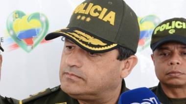 Director de la Policía asegura que Esmad no usa armas en manifestaciones del paro agrario