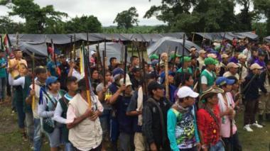 Tres indígenas han muerto en medio de las protestas del paro agrario