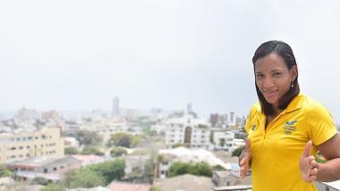La judoca cesarense Yadinis Amaris se convierte en la clasificada 130 a los Olímpicos de Río