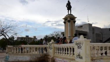 Samarios piden que sea recuperado el Camellón de la Bahía