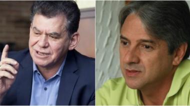 Jaime Amín y León Valencia discuten por la resistencia civil contra el proceso de paz