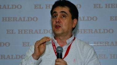 Carlos Salazar, gerente financiero de Diagonal.