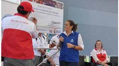 Lanzan en Sucre proyecto para darle una vejez digna a 900 personas del departamento