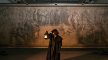 En pantalla grande revive  Da Vinci con sus obras insignes