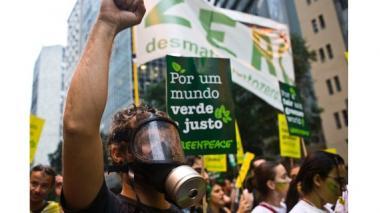 2015, año récord en muertes de defensores del medio ambiente