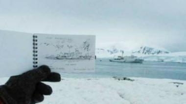 La Antártida tendrá su propia bienal de arte