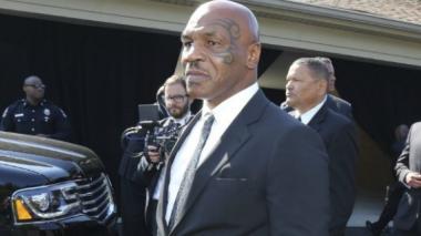 Mike Tyson llega a medio siglo