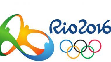 Imagen oficial de los Juegos Olímpicos de Río 2016.