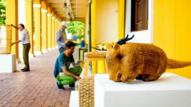 Artesanos del Atlántico abren hoy muestra permanente en La Aduana
