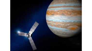 Juno, la 'diosa' que busca respuestas sobre el Sistema Solar