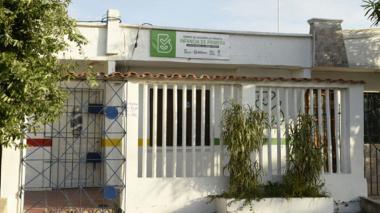 CDI de la calle 77 con carrera 7C del barrio El Bosque.
