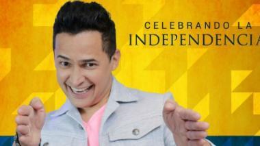 Unos 20.000 colombianos celebran su fiesta patria con Jorge Celedón en Miami