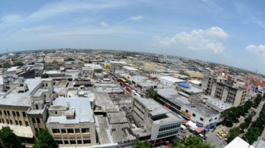 El 20 de julio no solo es la fiesta nacional, también es una avenida  de Barranquilla