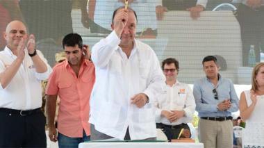 Batallón Paraíso será trasladado a Puerto Colombia: Vicepresidente Vargas Lleras