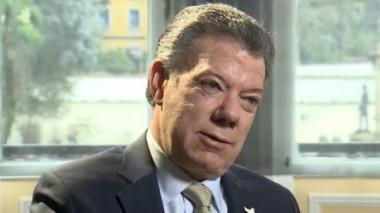 Santos entregará viviendas a damnificados por lluvias en Cartagena