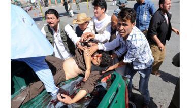 Ataque de Estado Islámico en Kabul deja 80 muertos y 231 heridos