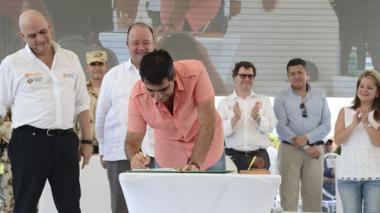 Batallón Paraíso será trasladado a Puerto Colombia