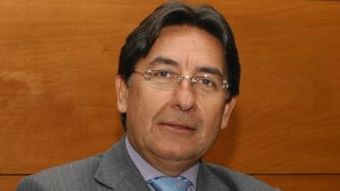 Néstor Humberto Martíne, nuevo fiscal general de la Nación.