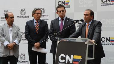 CNE regulará comités promotores, topes de financiación y participación de funcionarios en plebiscito