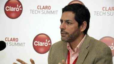 Carlos Zenteno, presidente de Claro Colombia.
