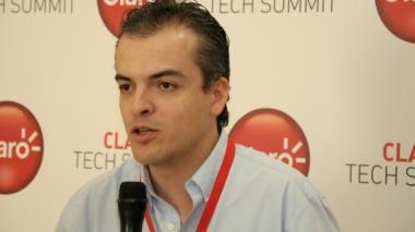 David Londoño, director de Mercadeo de Claro Colombia.