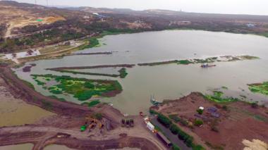 Estudio revela contaminación de agua del lago El Cisne