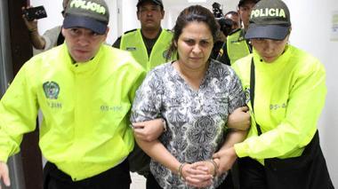 Agentes de la Dijín capturaron el 27 de junio a Jassir, en el Centro de Servicios Judiciales, antes de las audiencias contra el chofer Beltrán y otros dos detenidos.