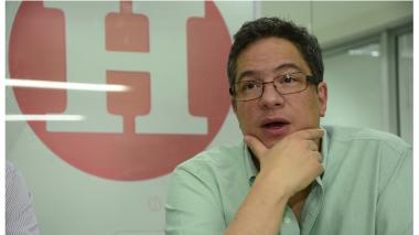 Santiago Rojas, director de la Dian, explicó que las personas deben consultar y comprobar si aplican para la declaración.
