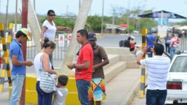 Alegría en Paraguachón por reapertura de la frontera con Venezuela