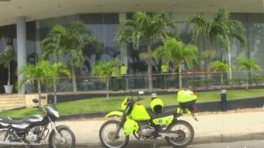 Asaltan banco ubicado al lado del Comando de la Policía de Cartagena