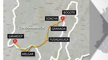 Gobierno adjudica ampliación de vía Bogotá-Girardot a consorcio Estructura Plural Vías a Girardot